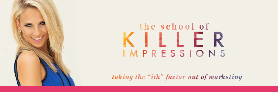 The School of Killer Impressions